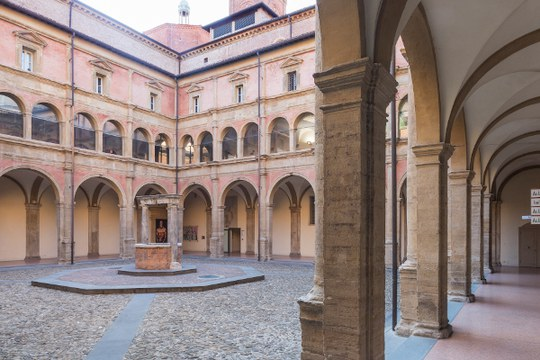History and archaeology of the San Giovanni in Monte Complex