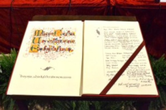 A new version of the Magna Charta Universitatum