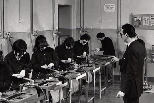 """Atti del Convegno """"Genere, lavoro e formazione professionale nell'Italia contemporanea""""."""