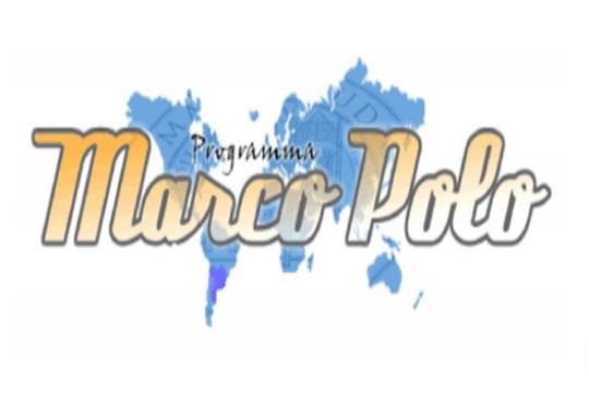 Bando Marco Polo 2° tornata 2020 - Scadenza domande: 20/11/2020