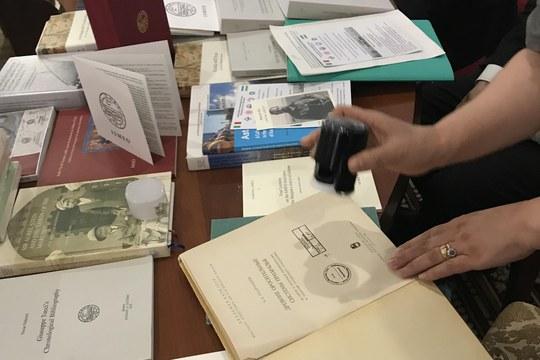 "Biblioteca ""Maurizio Tosi"" a Samarcanda (Uzbekistan): è disponibile il catalogo online"