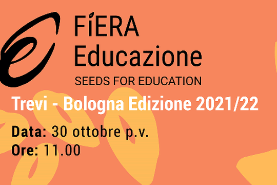 FIERA Educazione – Seeds for education