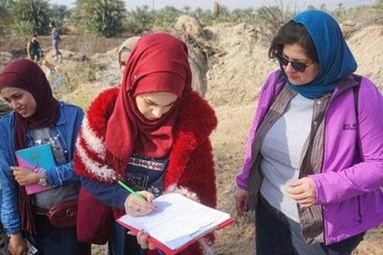 Iraq e archeologia: l'Università di Bologna in campo per formare gli studiosi di domani