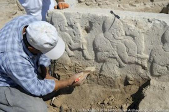 Quattro giornate dedicate all'Archeologia orientale
