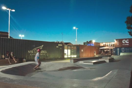 Rigenerazione delle aree portuali: al via i lavori del progetto TEMPUS