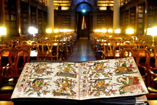 Un rarissimo manoscritto precolombiano e i segreti dei suoi colori
