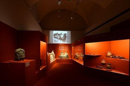 Un viaggio tra le terre degli etruschi, dalle pianure del Po fino al Vesuvio
