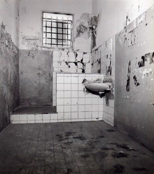Fotografia che ritrae un gabinetto